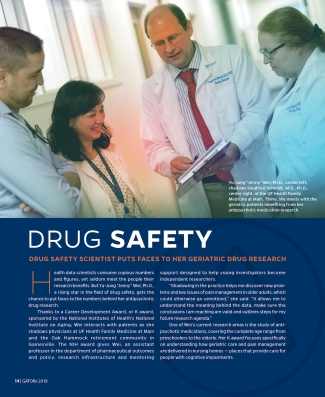 GATORx2018 Drug Safety